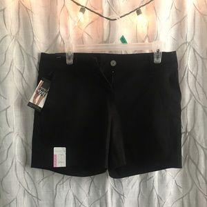 basic tailored shorts